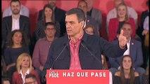 Los principales líderes políticos se reparten España en los primeros mítines de campaña