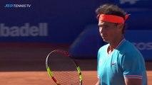 Best Rafa Nadal Shots in Win v Mayer   Barcelona Open 2019