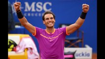Five SUPERB Rafael Nadal Shots In Barcelona