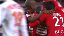 09/01/16 : Jérémie Boga (41') : Rennes - Lorient (2-2)