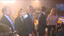 """Pablo Casado arranca la campaña con proclamas de """"¡Viva España!"""""""