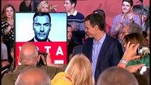 Sánchez arranca la campaña electoral en Sevilla