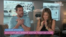 Adam Sandler Really, Really Wants Jennifer Aniston to Make a 'Friends' Reboot Happen