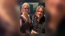 Keith Urban declara su amor a Nicole Kidman en los ACM awards