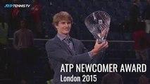 Alexander Zverev's ATP Career Milestones So Far!