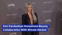 Kim Kardashian Pairs Up With Winnie Harlow