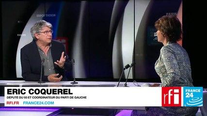 Eric Coquerel - RFI & France 24 mardi 18 juin 2019