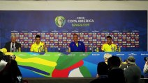 Colombia speak on the eve of facing Qatar in Copa America