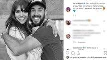 Sára Sálamo anuncia el sexo del bebé que espera con Isco Alarcón