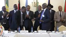 Soudan du sud, RETARD DANS LE PROCESSUS DE PAIX