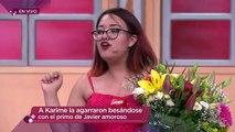 ¡Karime SE BESUQUEÓ CON EL PRIMO DE JAVIER! | Enamorándonos