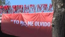 Madrid se llena este martes de lazos rojos por el VIH
