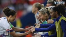 We Need to Talk: Should the USWNT team have celebrated goals?