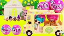LOL Surprise Dolls Lil Sisters Nursery School New Students Series 4 Wave 2 Lil Sisters