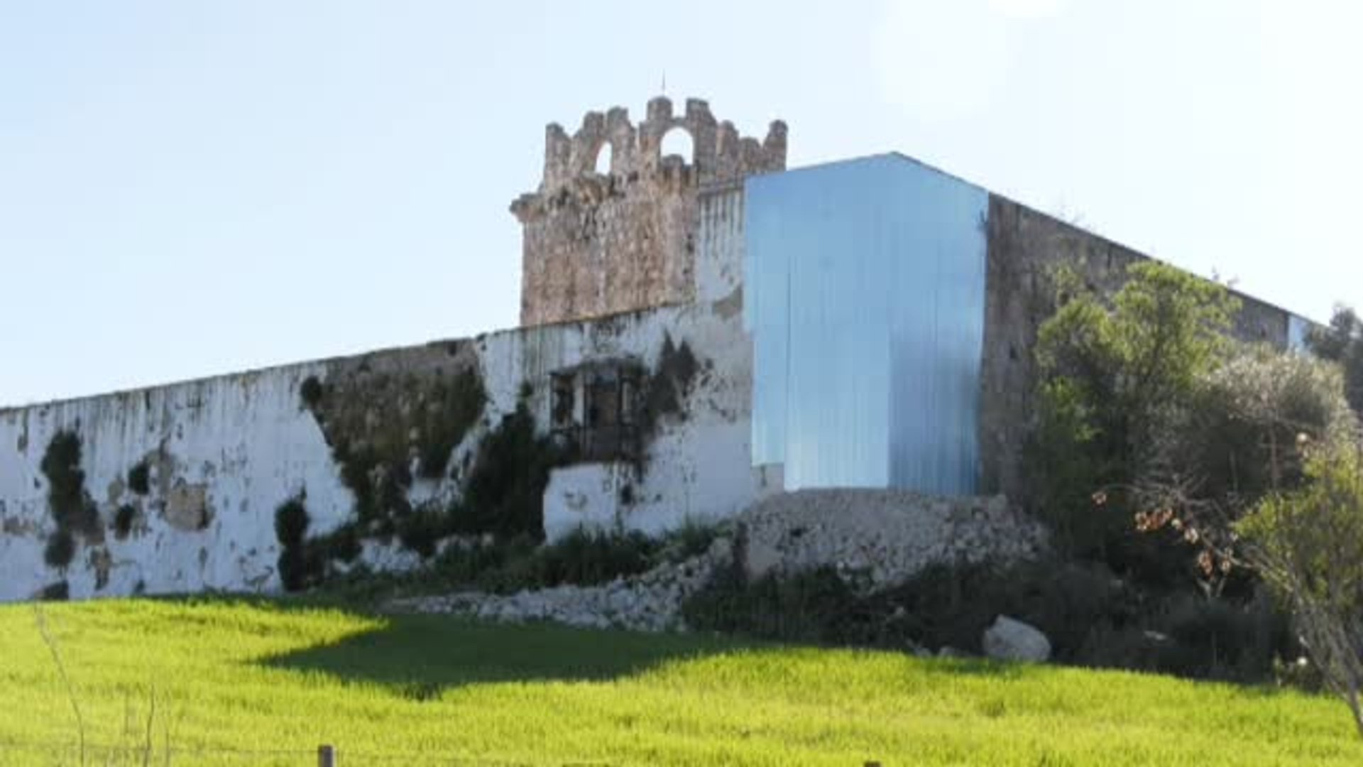 La fortaleza medieval de Jerez necesita ser restaurada
