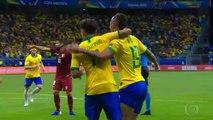 Gol Anulado Philippe Coutinho Brasil X Venezuela Copa América 2019