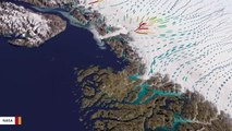 Satellite Captures Image Of Greenland Glacier That's Actually GROWING