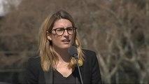 Límite de 48 horas para retirar esteladas y lazos amarillos de los edificios públicos catalanes