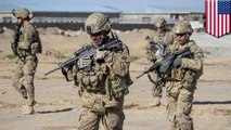 The U.S. is sending 1,000 more troops to the Middle East