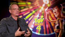 Toy Story 4 - Exclusive Interview With Tom Hanks
