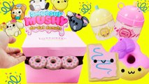 SMOOSHY MUSHY Series 2 Do-Dat Donuts New SQUISHIES-