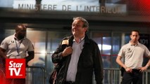 Platini's lawyer: A lot of noise for nothing