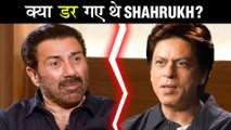 Shahrukh Khan Sunny Deol Big FIGHT For A Scene In Darr | Sunny Deol REVEALS