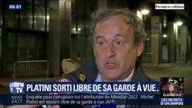 Que reproche-t-on à Michel Platini ?