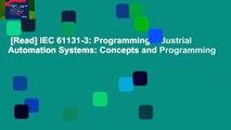 PDF Download] IEC 61131-3: Programming Industrial Automation