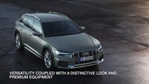 20 years of A6 Avant with offroad qualities - the new Audi A6 allroad quattro