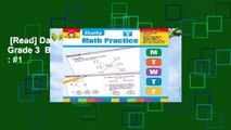 [Read] Daily Math Practice, Grade 3  Best Sellers Rank : #1