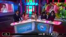 Doña Cuquita visita el foro en Los Protagonistas del Verano. | Azteca Deportes