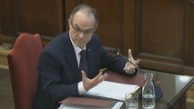 Jordi Turull declara en el Tribunal Supremo por el juicio del 'procés'