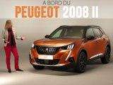 A bord du Peugeot 2008 (2019)