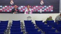 Entrenador del Real Madrid, Julen Lopetegui.