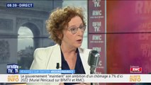 """Muriel Pénicaud: """"Si on ne fait pas d'économies, dans 10 ans on n'aura plus de quoi indemniser les chômeurs"""""""