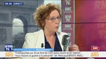 """Réforme de l'assurance chômage : """"On gagnera toujours plus en travaillant qu'au chômage."""", assure Muriel Pénicaud"""