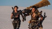 Monster Hunter Movie Trailer Preview - Milla Jovovich 2020