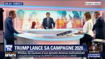 Trump lance sa campagne 2020