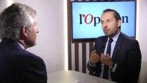 Municipales: «Nous sommes le premier parti d'opposition, notre boulot maintenant, c'est de nous élargir !», juge Sébastien Chenu