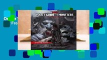 Online Volo's Guide to Monsters  For Free