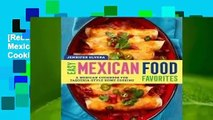 [Read] Easy Mexican Food Favorites: A Mexican Cookbook for Taqueria-Style Home Cooking  For Full