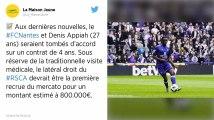 Mercato. FC Nantes: accord trouvé entre Dennis Appiah et les Canaris