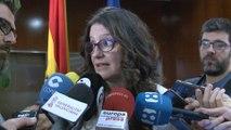 """Oltra: """"Compromís defenderá los intereses de los valencianos en los PGE"""""""