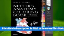 Full E-book Netter\'s Anatomy Coloring Book Updated Edition ...