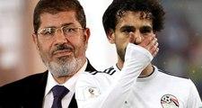 Yıldız futbolcu Salah'a Mursi tepkisi!