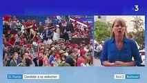 États-Unis : Donald Trump lance sa campagne présidentielle en Floride