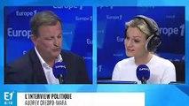 """Louis Alliot sur la réforme de l'assurance chômage : """"C'est pénaliser ceux qui souffrent"""""""