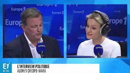 Louis Aliot - Europe 1 mercredi 19 juin 2019