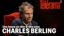 Une heure en tête-à-tête avec Charles Berling
